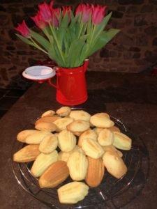 Dessert, madeleines | Restaurant du terroir à Matagne-la-Grande