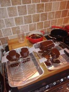 Dessert au chocolat | Restaurant du terroir à Matagne-la-Grande